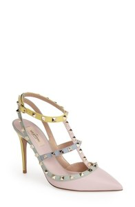 candy coated Valentino pastel shoe