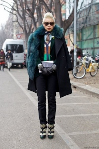 Esther Quek platform shoes