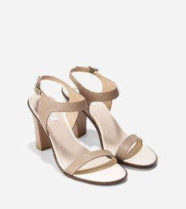 work it Cole Haan Cambon high sandal
