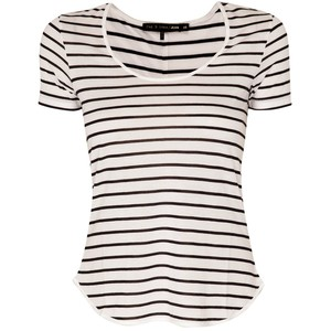 work it rag and bone Aria striped tee