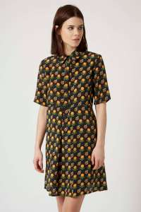 work it Topshop Marigold shirt dress by Boutique