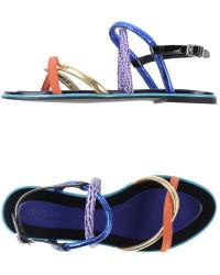midsummer kenzo multicolored sandal