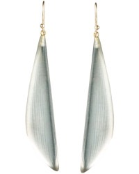 Alexis Bittar sword earrings